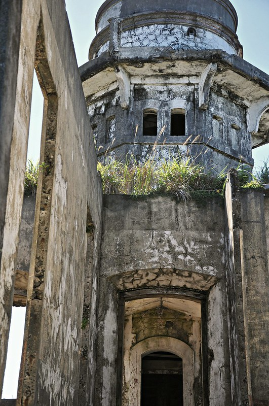 Cape Engaño Ruins