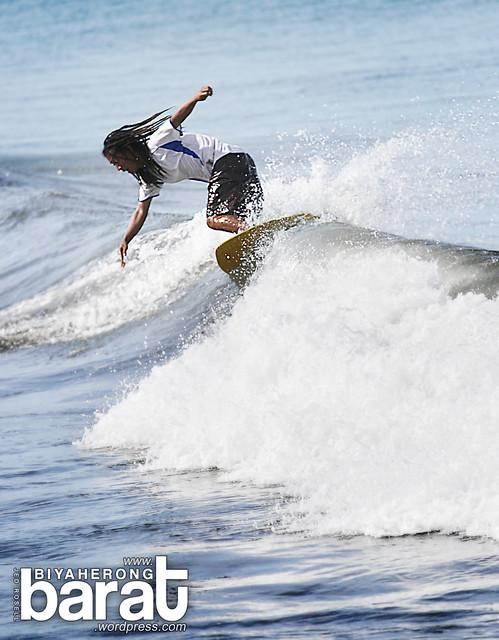 skimboarding in san narciso zambales