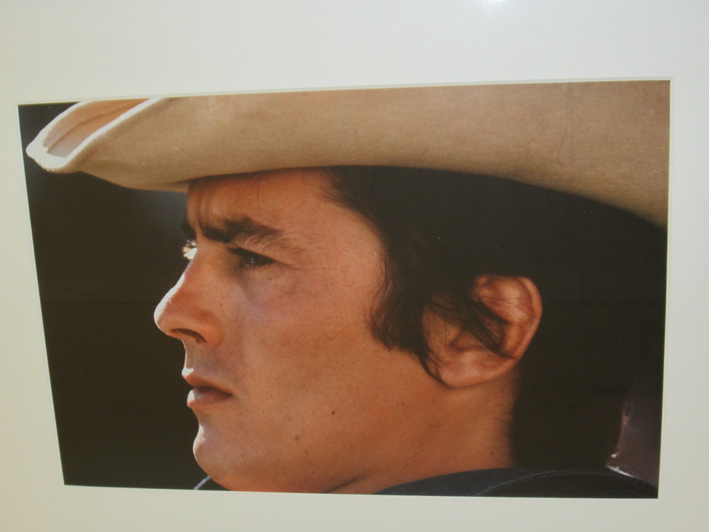 hight resolution of portret alain delon by eye film portret alain delon by eye film