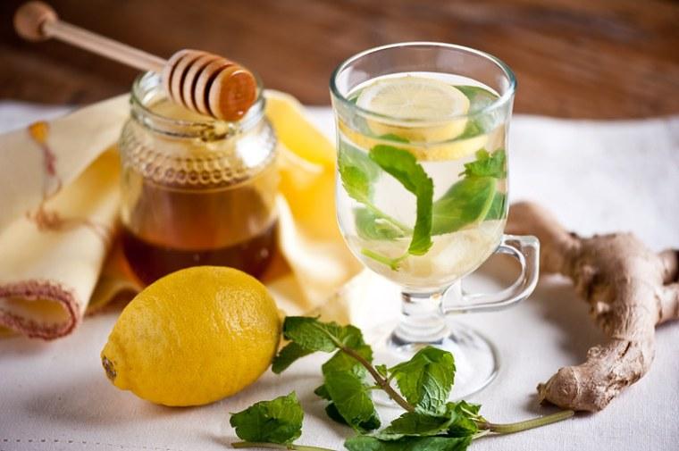 ginger tea by manyukhina via sunniest.ru