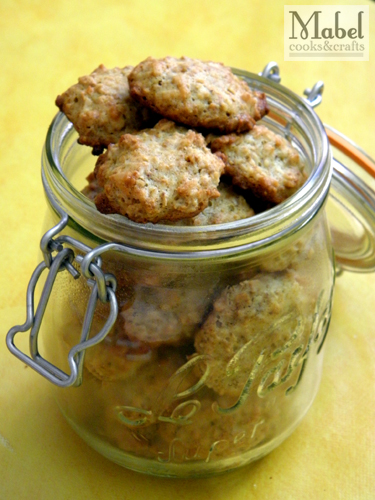 Coconut Buckwheat Soft Cookies