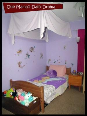 tween girl room