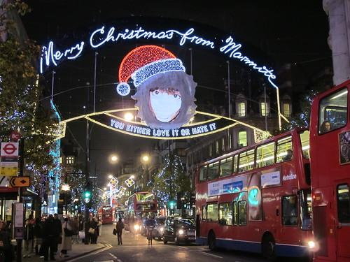 Marmite Christmas