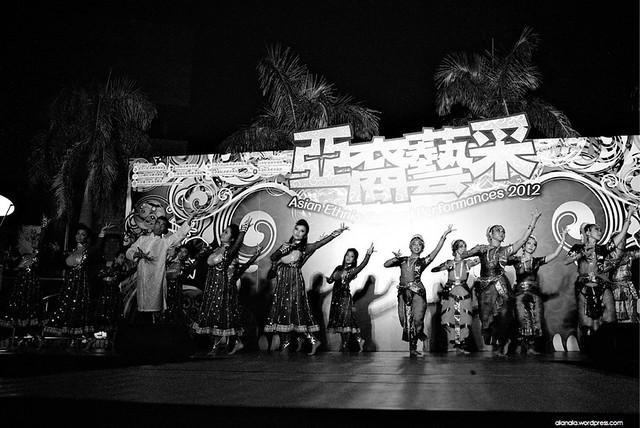Dancers - Asian Ethnic Performance 2012