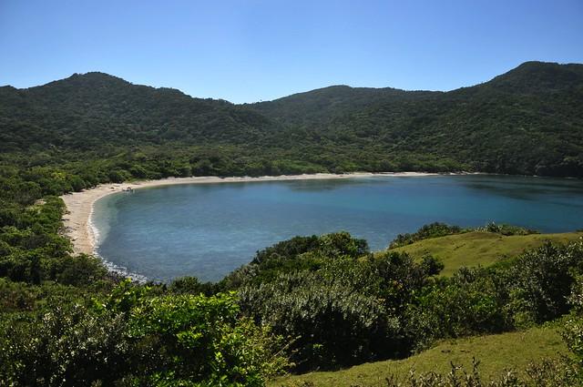 Palaui Island Cove