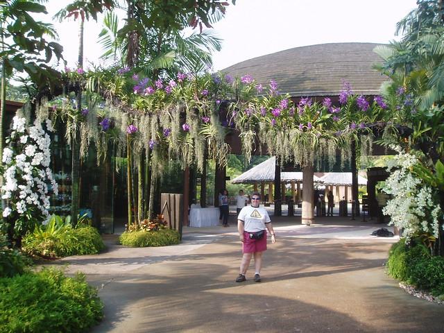 Jurong Bird Park Entrance