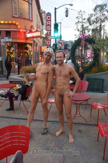naturist 0004 Castro District, San Francisco CA, USA