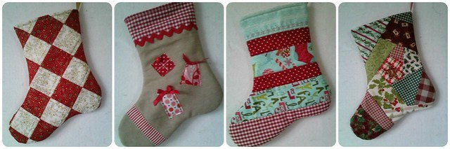 Christmas Stocking Workshop Dec12