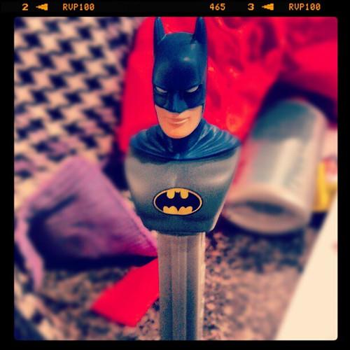 Batman Pez Dispenser