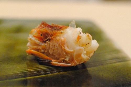 shrimp head