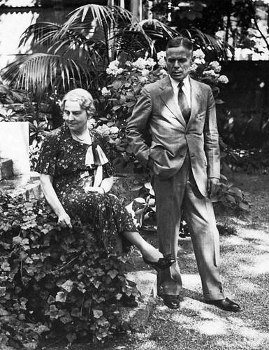 William Dodd e la moglie Martha