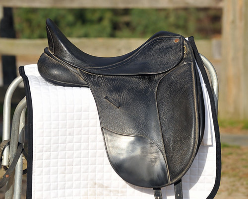Bates Isabell dressage saddle for sale
