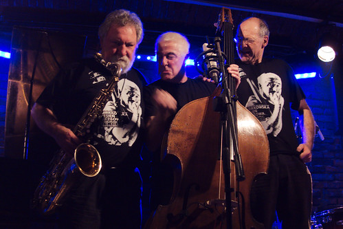 Barry Guy New Orchestra, Krakow, Poland 20-23.11.12