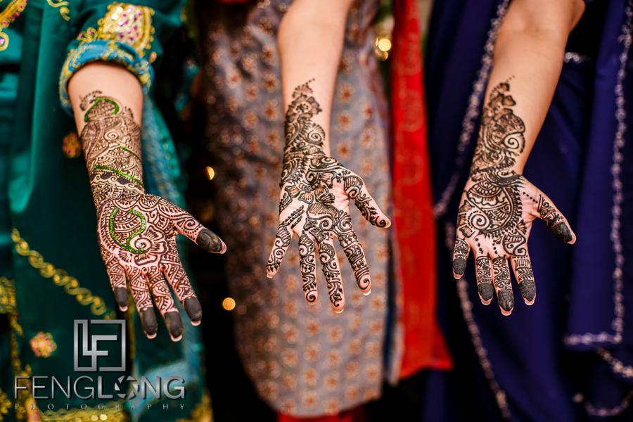 Janella & Chuck's Wedding | Mehndi Night | Atlanta Indian Multicultural Wedding Photographer