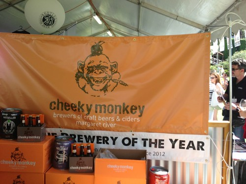 Cheeky Monkey at the Gourmet Village