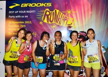 brooks run happy