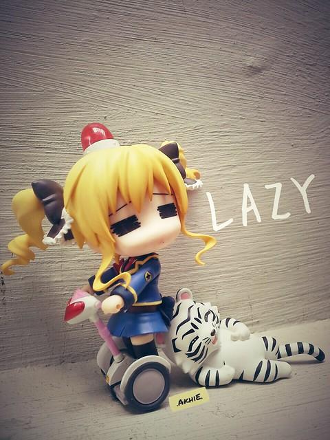 Lazy Day by akhielutjuh