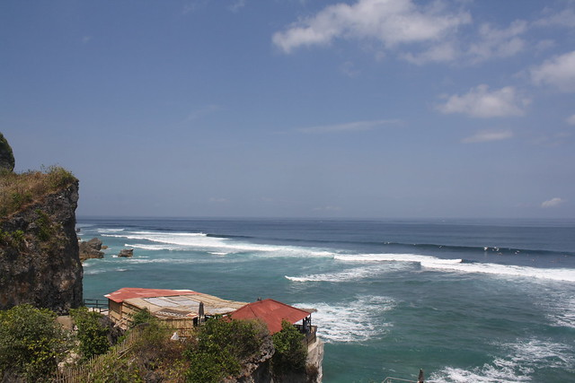 Surfing Bali and Peeing in the Ocean