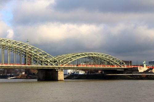 Köln By Day