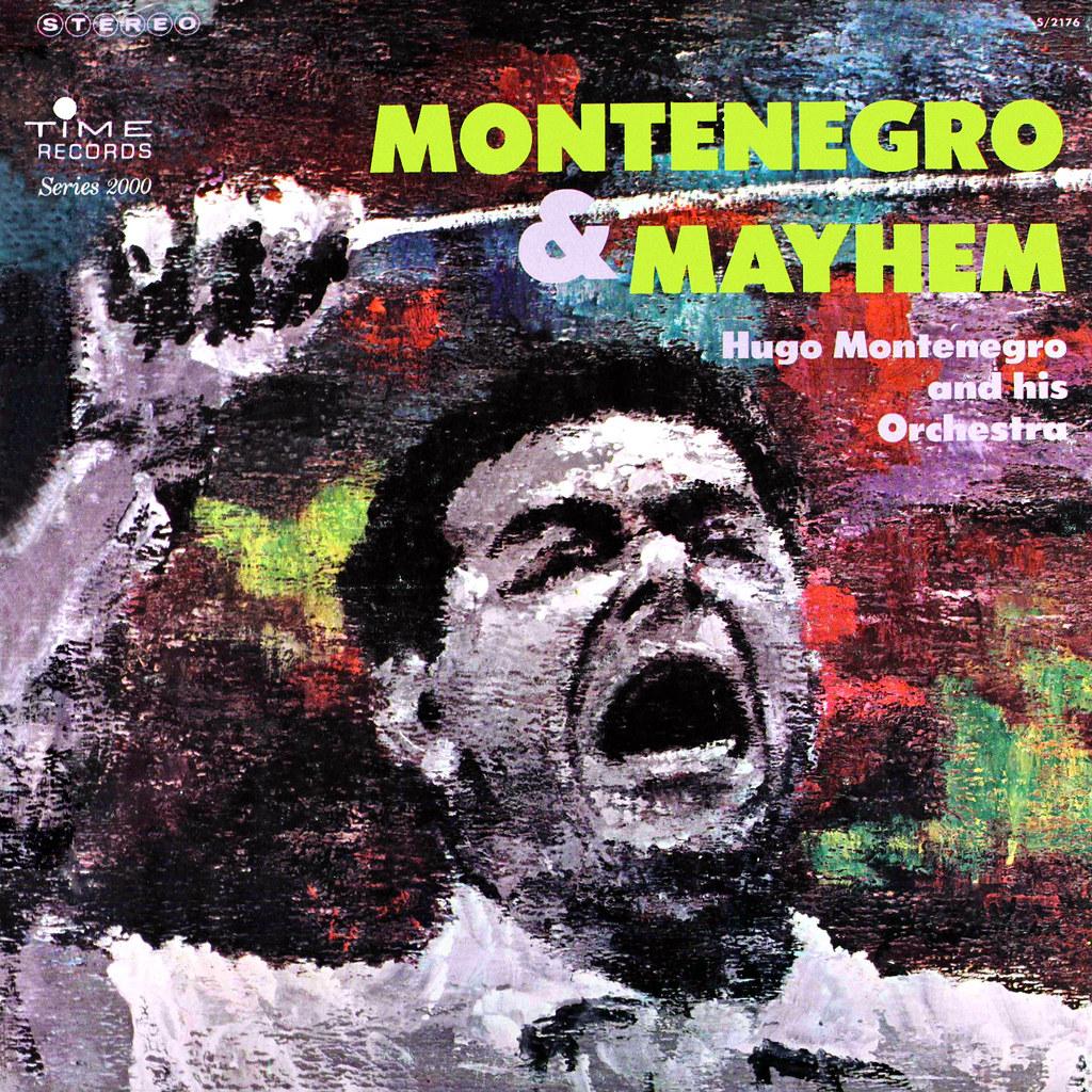 Hugo Montenegro - Montenegro & Mayhem