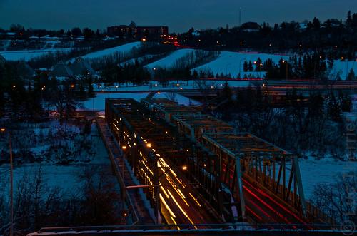 Pont Low Level Bridge, Edmonton, version 2