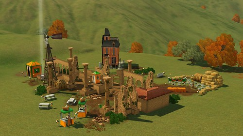Official Monte Vista Festival Grounds Now Available SimsVIP