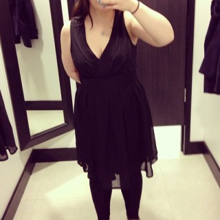 Possible Christmas do dress