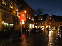 Gengenbach at night