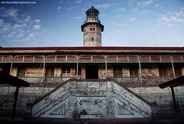 Cape Bojeador Lighthouse Burgos Ilocos Norte