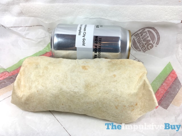 Burger King Whopperrito 2