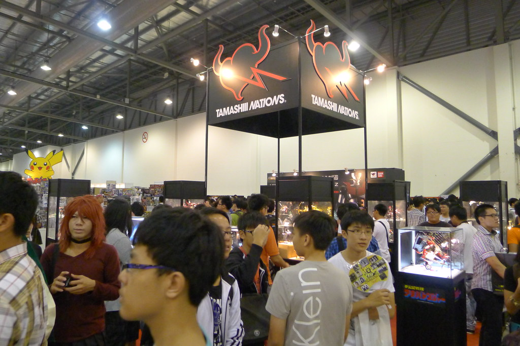 Anime Festival Asia 2012 Day 1 Event Report