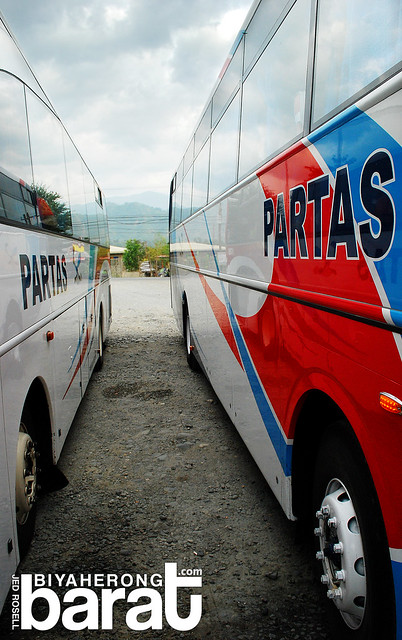 Partas Bus Lines to San Fernando City