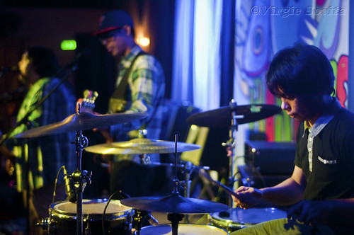 Mayonnaise at 70's Bistro - Nov. 14, 2012