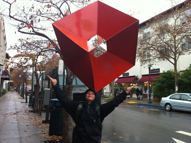 Cube by Gary Dwyer