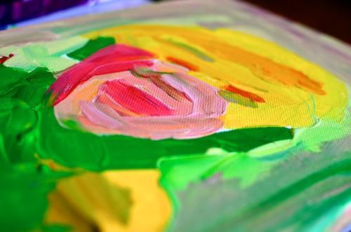 Werde art workshop in Dumaguete by Arnaldo Pellini