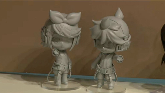 Nendoroid Kagamine Rin and Len (Append version)