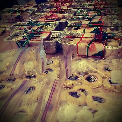 352/365 - December 17, 2012 - Presents