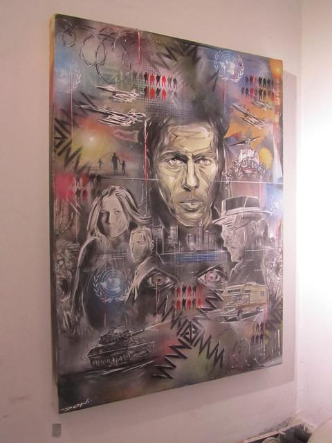 DON @ Graffik Gallery