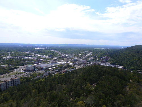 10-7-12 AR 56 - Hot Springs Mountain Tower