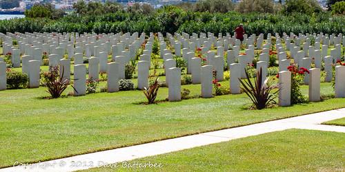Allied War Cemetry, Crete