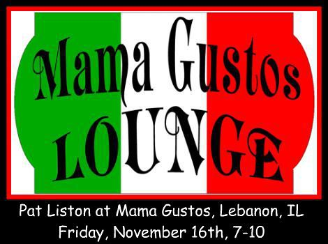 Mama Gusto's 11-16-12