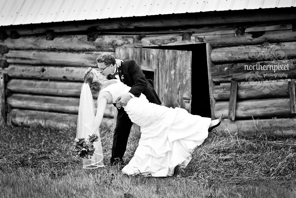 Smithers Wedding Photographer Outdoors Northern BC Travel
