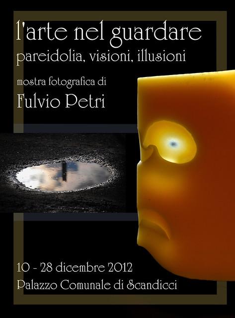 Fulvio Petri - Comune di Scandicci - Mostra