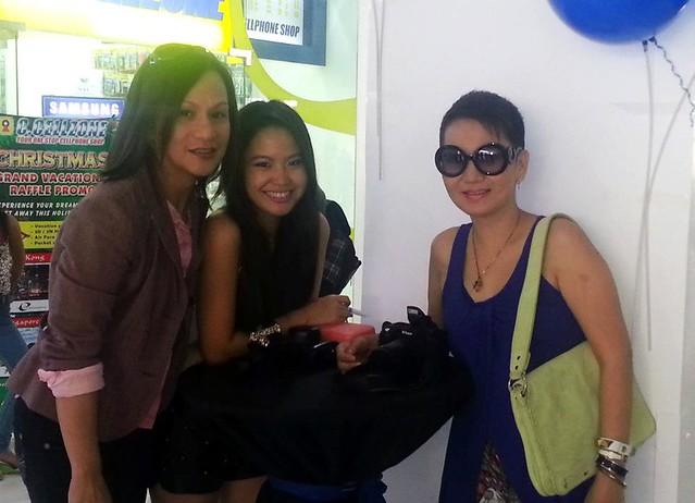 Samsung store opening in Ilocos