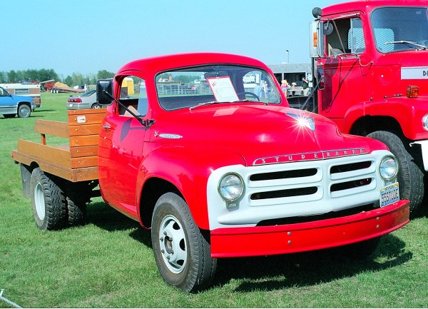 Reo Truck 59 - Year of Clean Water