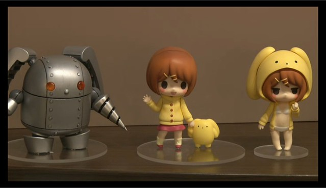 Nendoroid Rin and Wooser