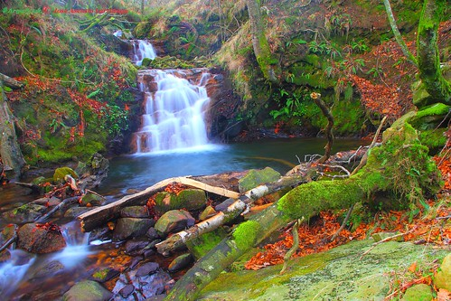 Cascada . Efecto Seda #Photography #Foto #Flickr 60