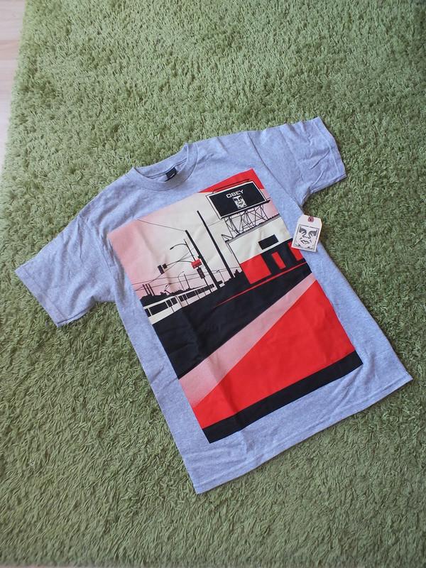 Shepard Fairey Tshirt