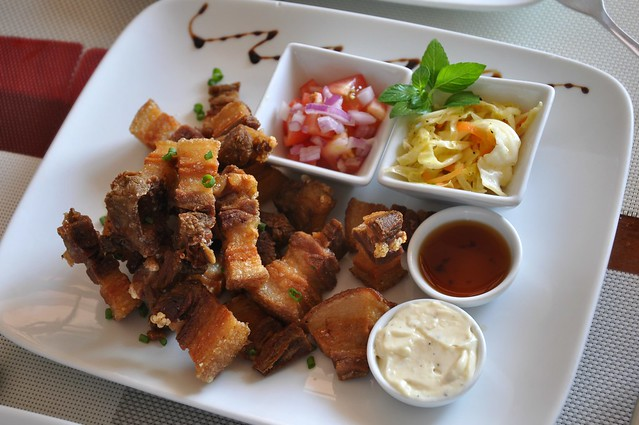 Bagnet prepared the Bavarian way