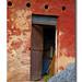 puerta roja en alemania